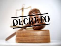 Decreto 004/2019 homologa o resultado final do processo seletivo simplificado