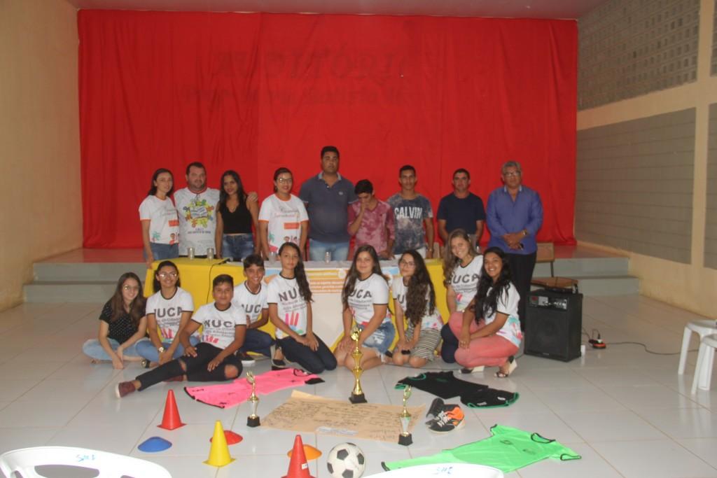 Bernardino Batista: ações do esporte são desenvolvidas pelo NUCA para a conquista do selo UNICEF no município