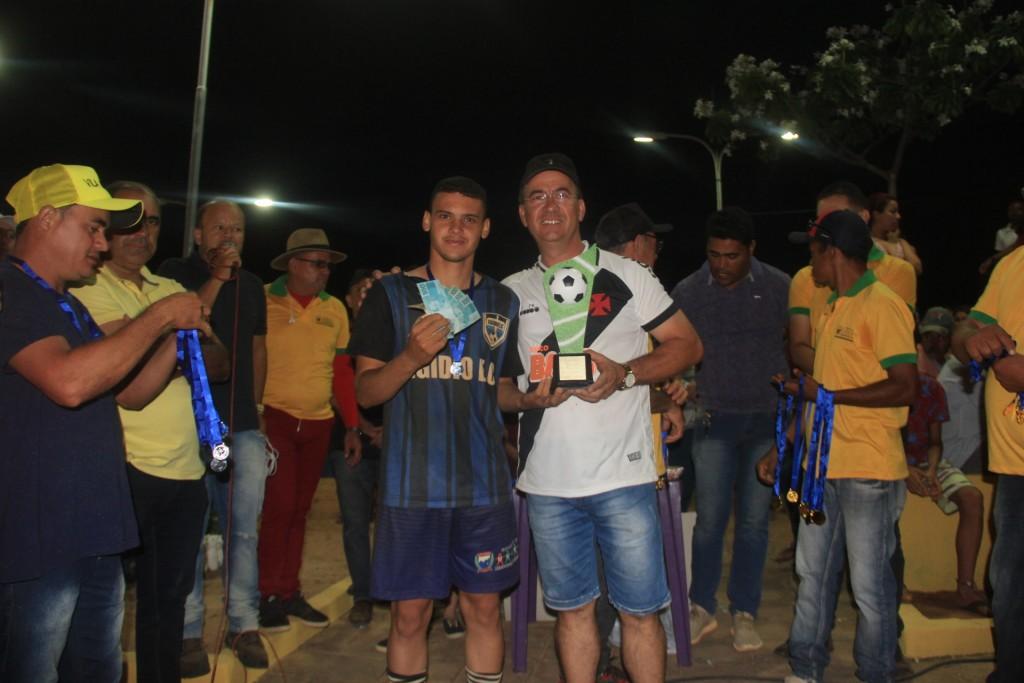 """Estadio """"O Assisão"""" em Bernardino Batista recebe grande publico na final do campeonato municipal"""