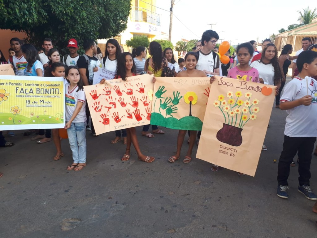Ações educativas contra o abuso e exploração sexual de crianças e adolescentes são desenvolvidas em Bernardino Batista