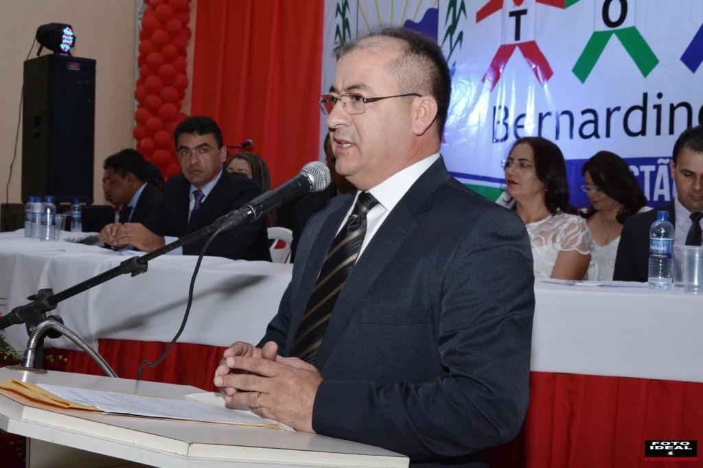 Contas de 2016 do Prefeito Gervazio Gomes (PSB) foram aprovadas por unanimidade pelo TCE