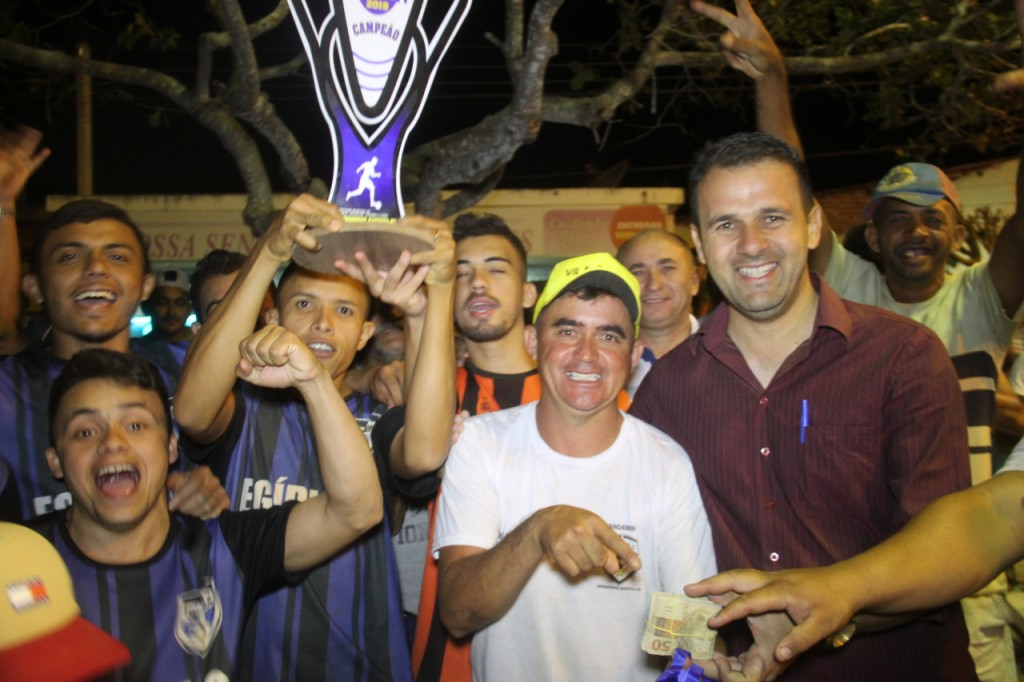 Bernardino Batista: Vila Egídio é campeã da Copa 06 de setembro.