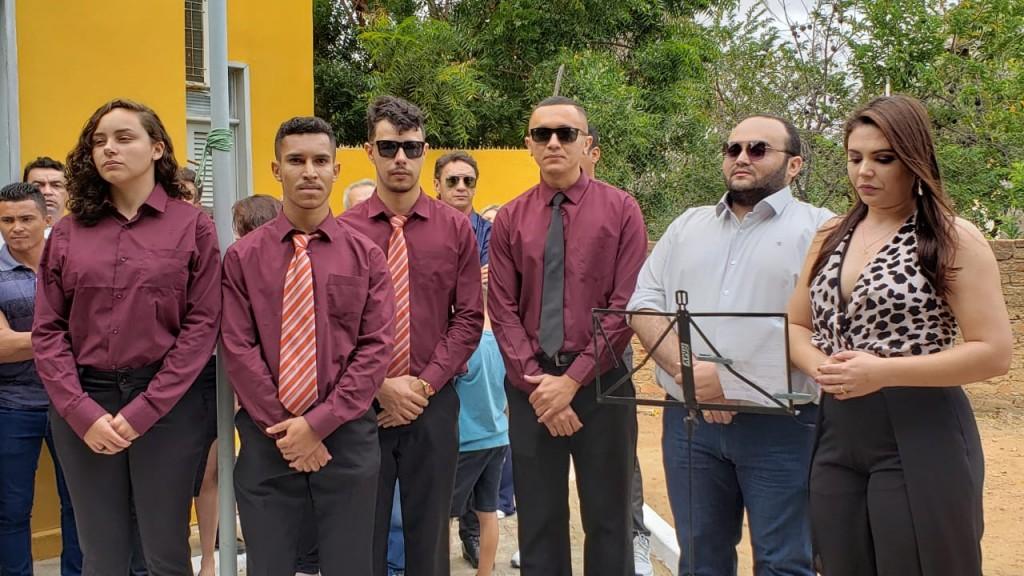 Bernardino Batista: Hino ao município é apresentado pela 1ª vez e público se emociona com melodia e letra