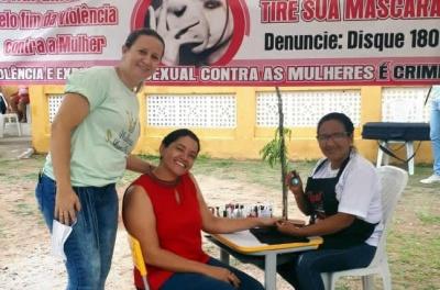 Prefeitura realiza 'evento de beleza' para mulheres em Bernardino Batista