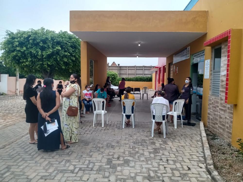 Secretaria de Saúde de Bernardino Batista realiza mais de 50 exames de ultrassonografia