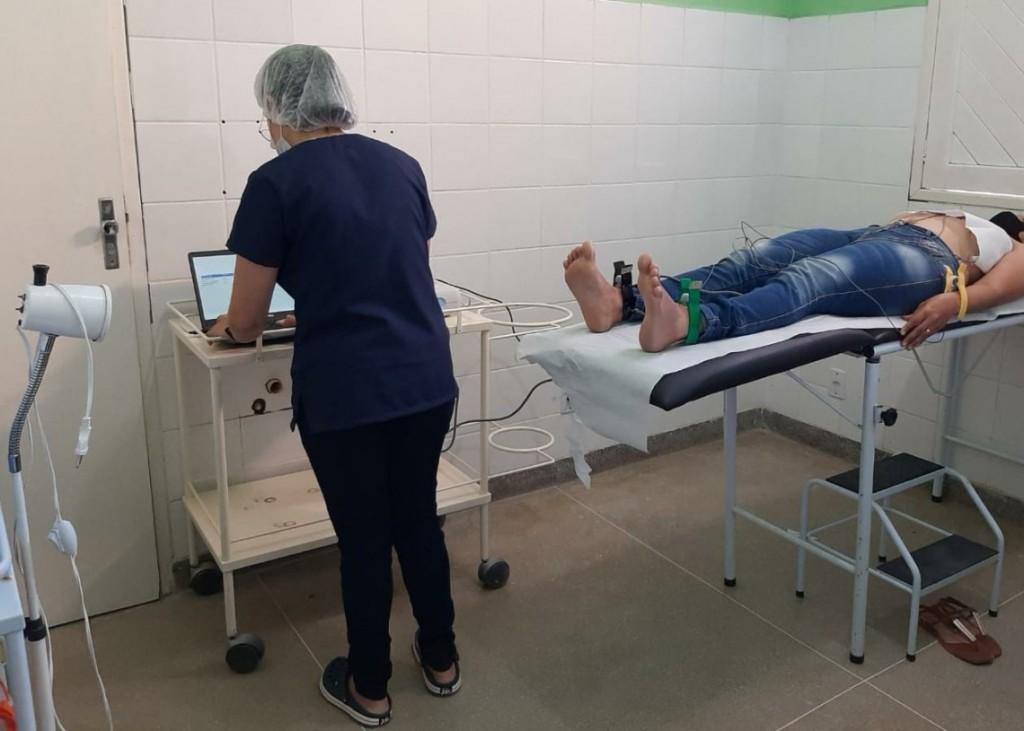 Saúde de Bernardino Batista oferta Eletrocardiograma para população