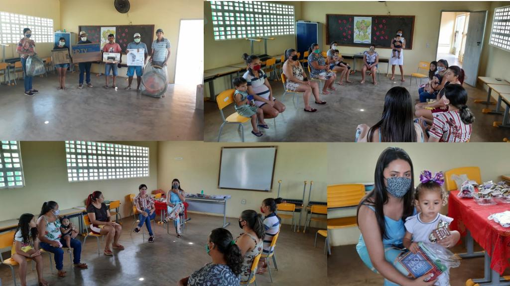 EDUCAÇÃO: Comunidade de Juá comemora melhorias na EMEIF Manoel Soares da Silveira em Bernardino Batista
