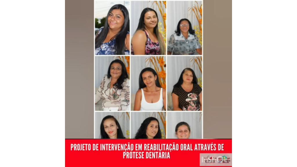 Projeto de reabilitação oral é lançado pela secretaria de saúde de Bernardino Batista